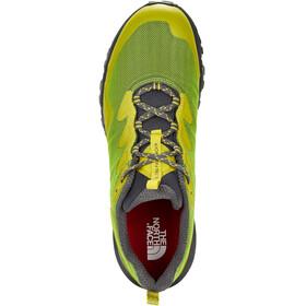 The North Face Ultra Fastpack III GTX Buty Mężczyźni żółty/zielony